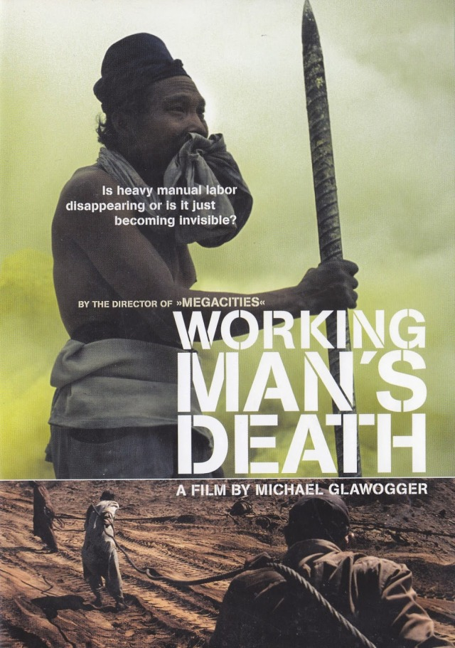 Workingmans Death poster